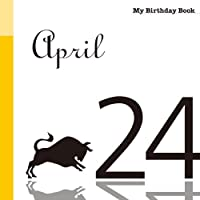 4月24日 My Birthday Book