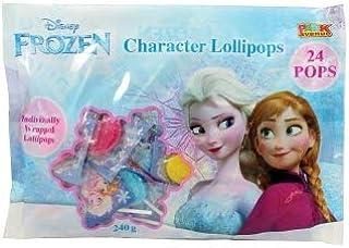 Frozen Character Lollipops 240g x 24
