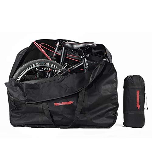 Fietskoffer reizen vervoer opslag fiets draagtas vouwfiets tas outdoor sporten