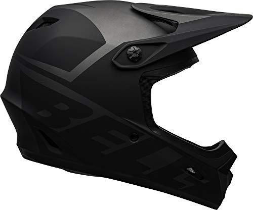 Bell Transfer Adult Dirt Bike Helmet - Matte Black (2021), XX-Large (61-63 cm)