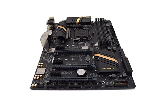 GIGABYTE GA-Z170X-UD3 LGA1151/ Intel Z170/ DDR4/ 3-Way CrossFireX & 2-Way SLI/ SATA3&USB3.0/...