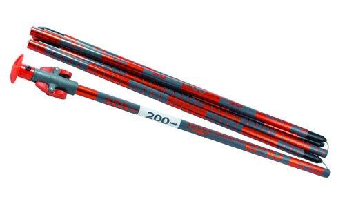 BCA Sonda Stealth, Rojo/Negro, 240cm, 23a5000.1.1.1siz