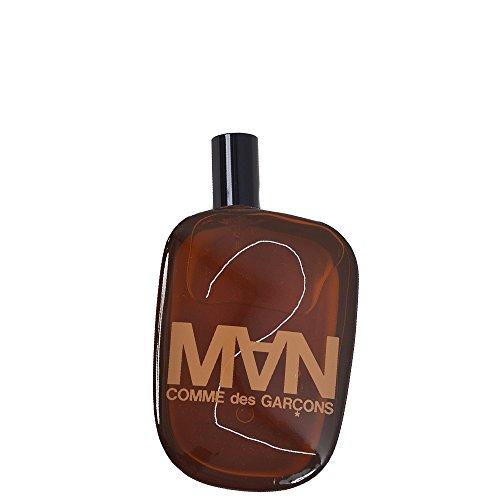 Comme Des Garcons 2 Man Eau De Toilette Natural Spray 100 ml