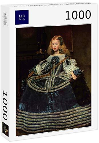 Puzzle Diego Velázquez   Retrato de la Infanta Margarita a los Ocho años 1000 Piezas