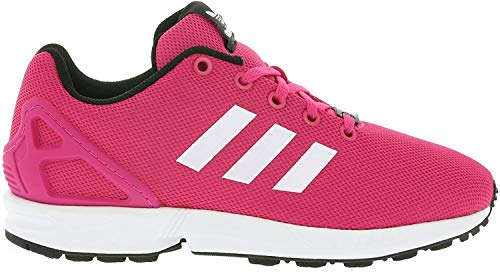 adidas ZX Flux K Equipment Pink White 38