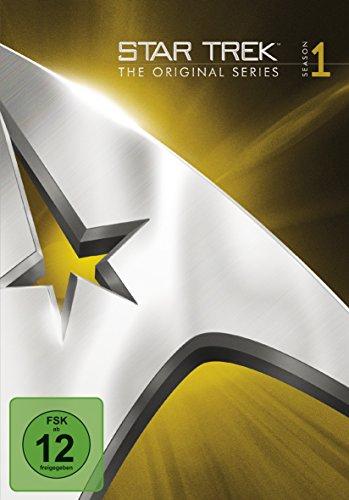 Star Trek - The Original Series, Season 1 [8 DVDs]
