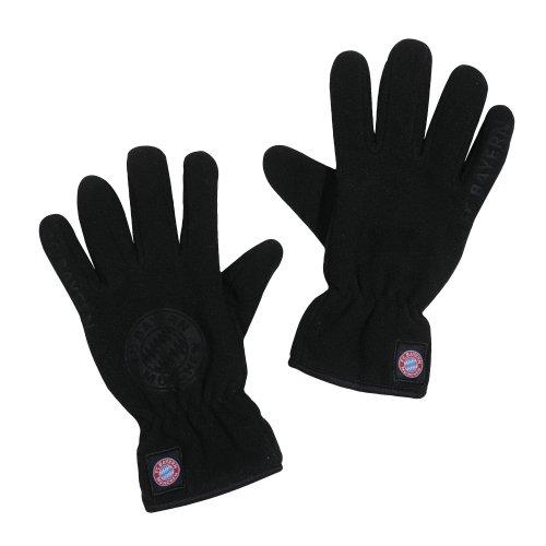FC Bayern München - Fleece-Handschuhe mit Logo Größe L