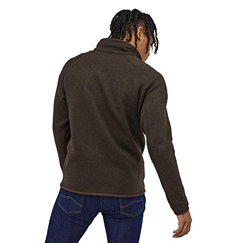 Patagonia Better Sweater Veste Polaire Homme, Stonewash, FR : L (Taille Fabricant : L)