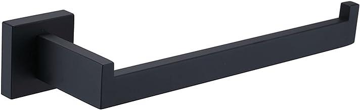 Badkamer Hardware Set Badkamer Accessoires Zwarte Haak Handdoek Rail Bar Rack Bar Plank Tissue Papier Houder Tandenborstel...