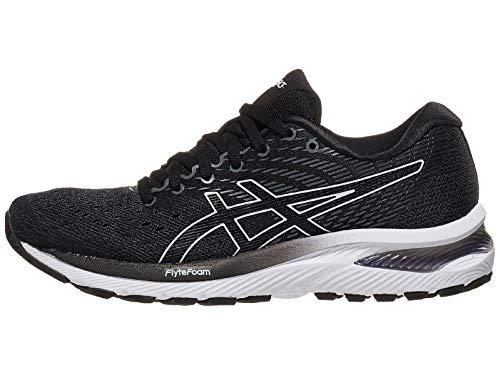 ASICS Women's Gel-Cumulus 22 Running Shoes, 8.5M, Carrier Grey/Black