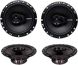 4 New Rockford Fosgate R165X3 6.5