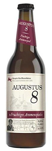 Riegele Augustus 8 - Bierspezialität aus Augsburg