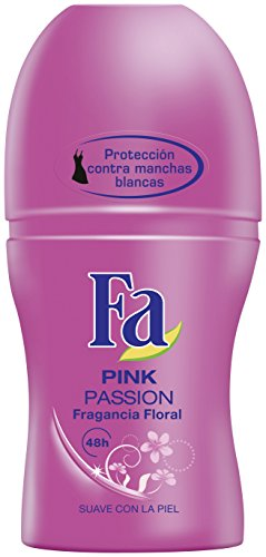 PINK PASSION ROLL-ON 50ML DEODORANT
