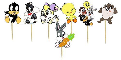 baby looney tunes baby shower - 3