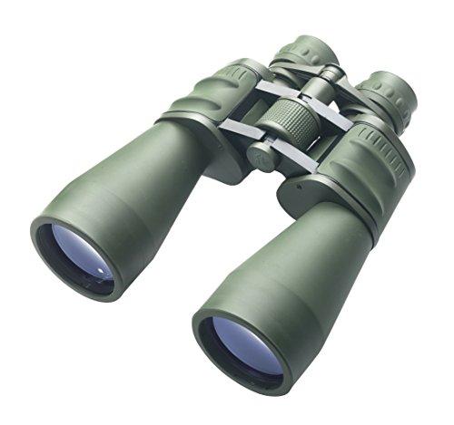 MacGyver verrekijker, 10-30x60 zoom, verrekijker, waterbestendig en stofbestendig, groothoek, professionele wandelaar, vogelobservatie-stelescoop, met tas, groen, 24 x 11 x 20 cm