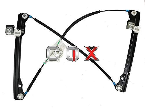 CQX Compatible Lève-vitre électrique Avant Gauche pour VW New Beetle 1998-2010 Non Cabriolet pour 2 Portes