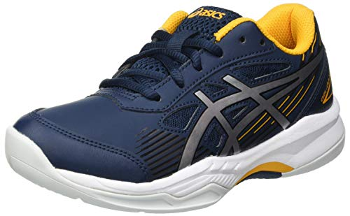ASICS Gel-Game 8 GS, Scarpe da Tennis, French Blue/Pure Silver, 38 EU
