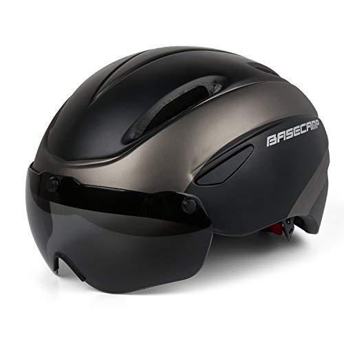 Bike Helmets,Kinglead CE Certified Adjustable Cycle Bicycle Helmet with Detachable Magnetic Goggles...