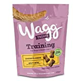 Wagg Training Treats with Chicken and Cheese 125gm, Deal of 4