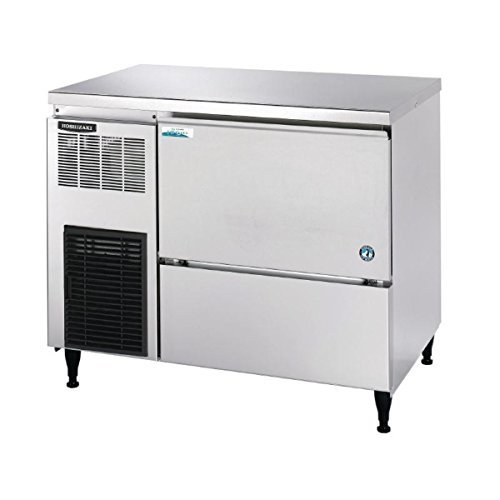 Hoshizaki feuerfeste HFKW-frei Nugget Eismaschine FM170-EE-50-HCN Abmessungen: 798(H)x 640(B)x 600(D)mm. Ausgang: 165kg/24hr
