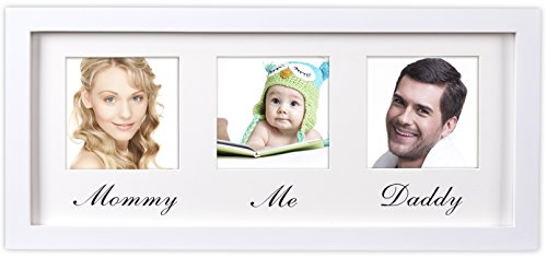 Mommy Daddy Me Picture Frame