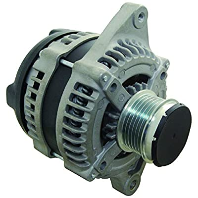 New Alternator Replacement For Toyota Corolla L4 1.8L 09-13, Scion xD L4 1.8L 08-14 27060-37040 27060-37041 27060-37081 104210-5481 104210-5480 104210-2801 290-5014 290-5518 AND0469