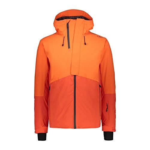 CMP Herren Skijacke Man Mid Jacket Fix Hood 39W1527 Tango 58