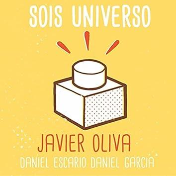 Sois Universo (feat. Daniel García & Daniel Escario)