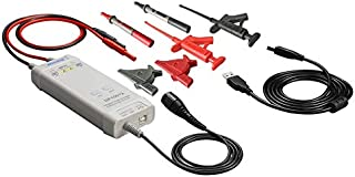 Micsig Oscilloscope Probes DP10013 High-Voltage Differential Probe Kit for Oscilloscope 1300V 100MHz 3.5ns Rise Time 50X/5...