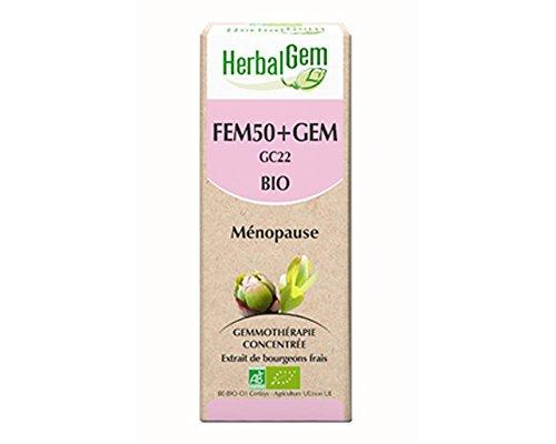 Herbalgem Fem50+gem complexe femme 50+ 15ml