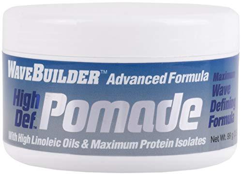 WaveBuilder Advanced Formula High Def Pomade | High Linoleic Oils and...