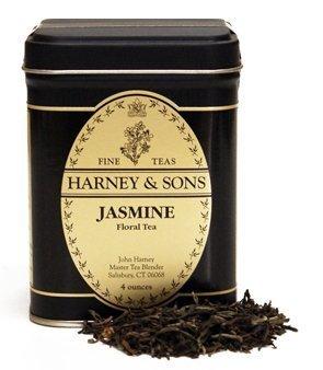 Jasmine, Loose tea in 4 Ounce tin