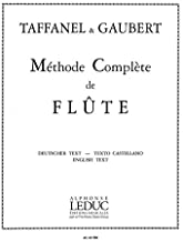 Taffanel/Gaubert: Complete Flute Method