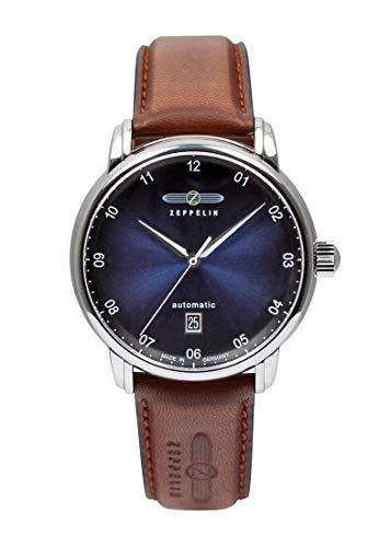 Zeppelin Herren-Uhren Analog Automatik One Size 88127897