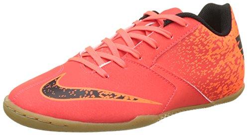 Nike Bombax IC, Zapatillas de Fútbol Hombre, Naranja (BRT Crimson/Black/Hyper Crimson), 44 EU