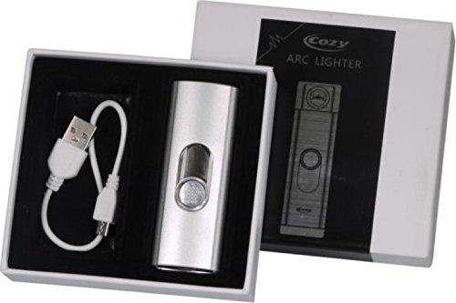 Cozy gasloses USB Feuerzeug Arc