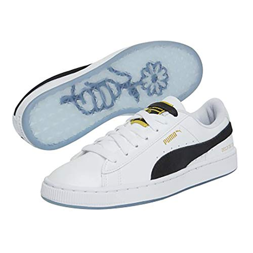 PUMA X BTS Basket Patent Shoes Bangtanboys ColLaboration 36827801