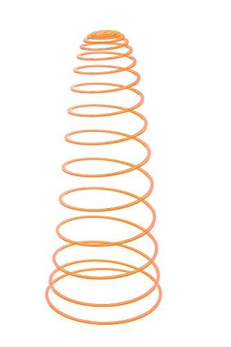 SunSpiro® - Licht & Laune® Sonnenspirale, orange, D. 25 cm - Länge ca. 70 - 100 cm