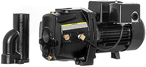 RainBro 1/2 HP Cast Iron Convertible jet well pump, Deep Well Pump with Ejector Kit? Model# CCW050