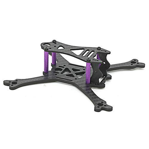 WFBD-CN Módulo electrónico For RC Drone FPV Racing SkyStars Bolt X120 120 mm de la Base de Ruedas de 3 mm Frame de Fibra de Carbono Kit