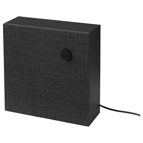 IKEA ENEBY altavoz bluetooth 30x11x30 cm negro