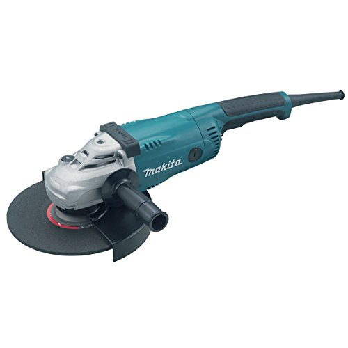 Makita GA9020S Angle Grinder with Soft Start, 240 V, 230 mm