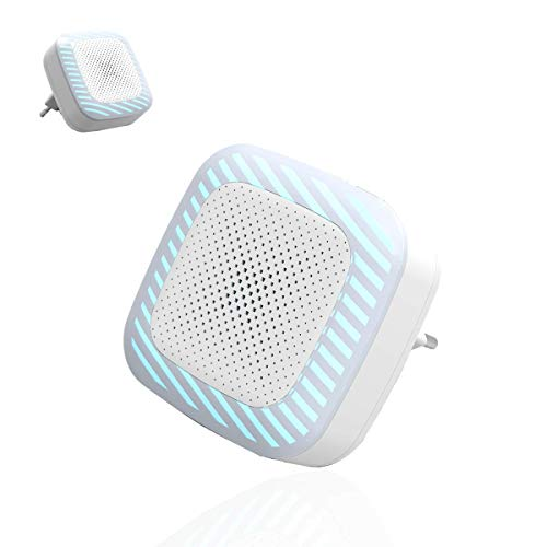 Safe2Home® Funk Innen Sirene/Innenalarm 220/230 Volt für Funk Alarmanlage SP110 / SP210 mit Repeater - GSM Alarmsystem