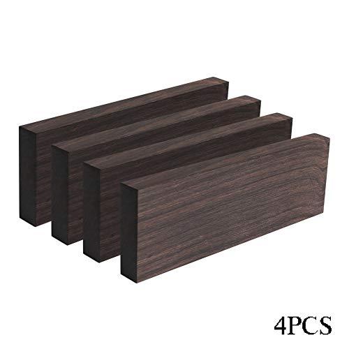 RONSHIN Popular Sell for 120 * 40 * 10 mm Blackwood Weegschalen Houten doe-het-zelfgereedschap voor handgrepen Kleine houtbewerkingsprojecten