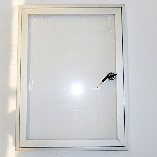 Schaukasten Infokasten mit Klapptür für außen 1x DIN A4