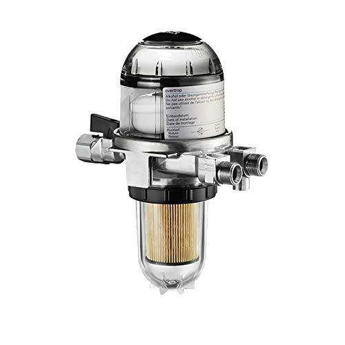 Oventrop Toc Duo 3 Heizölfilter/Ölfilter & Entlüfter Einstrang-System