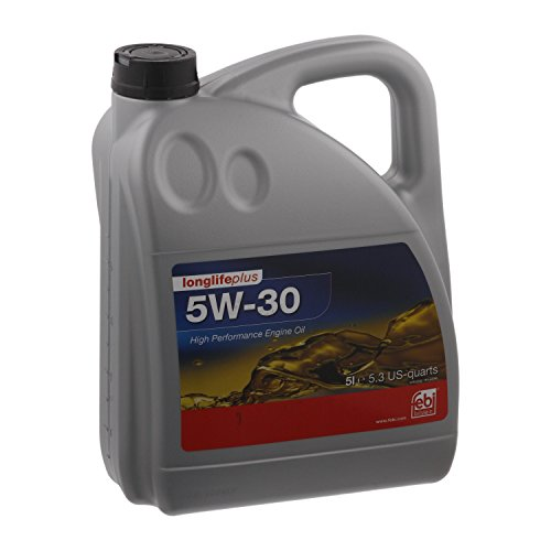 febi Bilstein 5W30 Motoröl für den Ölwechsel beim BMW X3 Typ G01 ab Baujahr 2017
