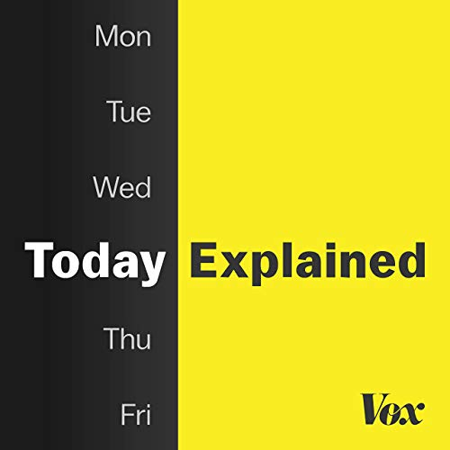 Today, Explained Podcast By Vox cover art