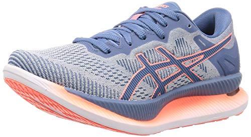 ASICS 1012A699-020_38, Zapatillas de Running Mujer, Azul, EU