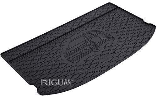 50B-833034 - Tappeto in gomma protezione bagagliaio, gomma inodore, su misura, ripiegabile